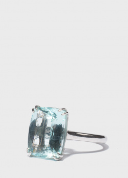 Перстень Gemmis с аквамарином, фото