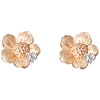 Серьги Annamaria Cammilli Rugiada в виде цветка, фото