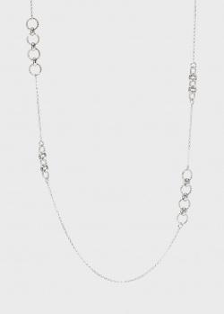 Женская цепь Fraboso из серебра, фото