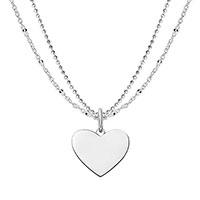 Кулон-сердце Thomas Sabo серебристого цвета, фото