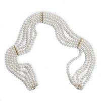 Ожерелье-база к сменным подвесам rockah. Siren's Treasures из натурального жемчуга, фото