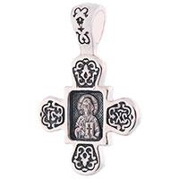 Симметричный крестик с чернением, фото