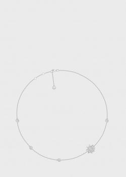 Колье Art Vivace Jewelry Рождественская звезда с бриллиантами, фото
