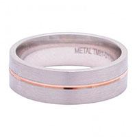 Обручальное кольцо Roberto Bravo Amore Infinito золотое , фото