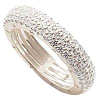 Женское кольцо Thomas Sabo с цирконами, фото