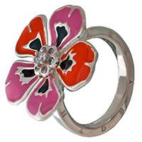 Кольцо-цветок Thomas Sabo с эмалью, фото