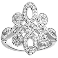 Широкое кольцо Thomas Sabo, фото
