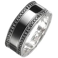 Женское кольцо Thomas Sabo с фианитами, фото