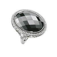 Женское кольцо Thomas Sabo с гематитом, фото