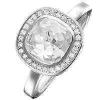 Серебряное кольцо Thomas Sabo, фото