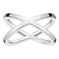 Двойное кольцо Thomas Sabo , фото