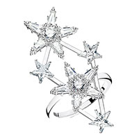 Широкое кольцо Thomas Sabo со звездами, фото