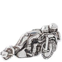 Серебряный кулон Ulli Ehlers Biker Jewels Speedway, фото