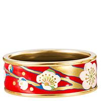 Кольцо Freywille Miss Красная ветка миндаля Винсент Ван Гог, фото