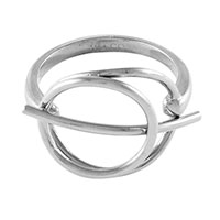 Женское кольцо Wanderlust + Co Infusion из стали, фото