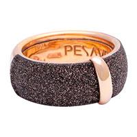 Широкое кольцо Pesavento Polvere di Sogni позолоченное, фото