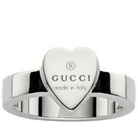 Кольцо Gucci из серебра Trademark, фото