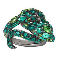 Широкое кольцо Gucci Le Marche des Merveilles , фото