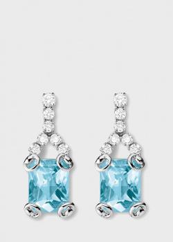 Крупные серьги Gucci Horsebit Cocktail с бриллиантами 1,36 карат, фото