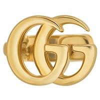 Моносерьга Gucci Running G для правого уха, фото