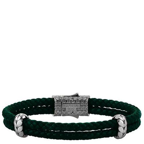 Браслет Atolyestone London темно-зеленого цвета, фото