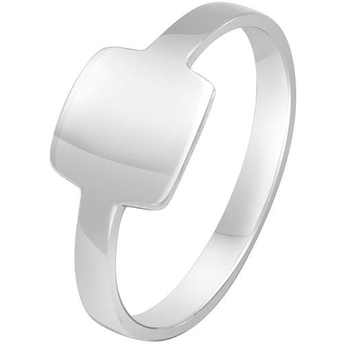Кольцо из белого золота SOVA, фото