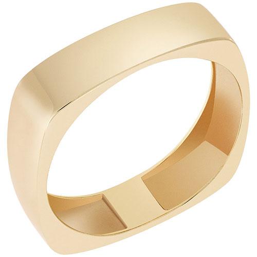 Кольцо Sova из желтого золота 100235710301, фото