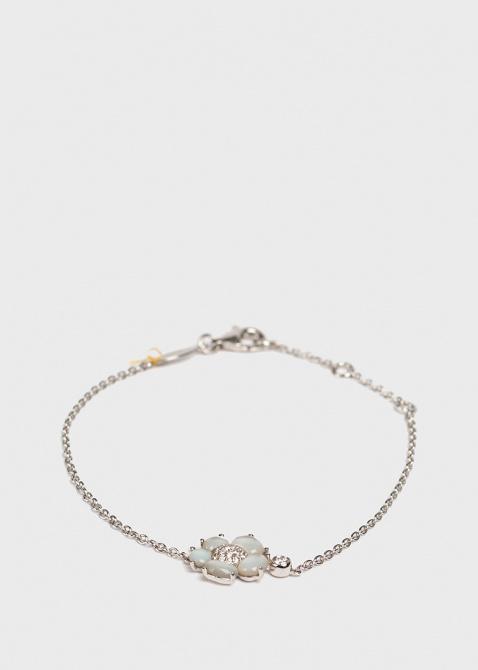Золотой браслет Mauboussin с бриллиантами, фото