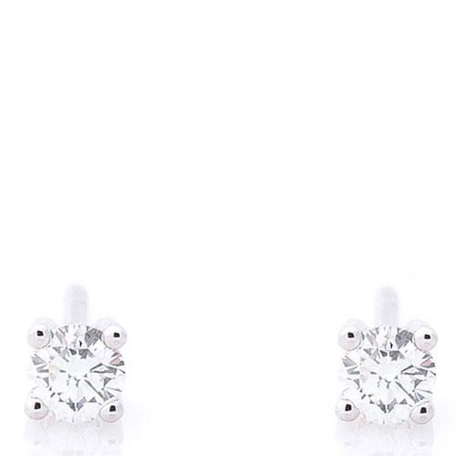 Золотые гвоздики Оникс с бриллиантами, фото
