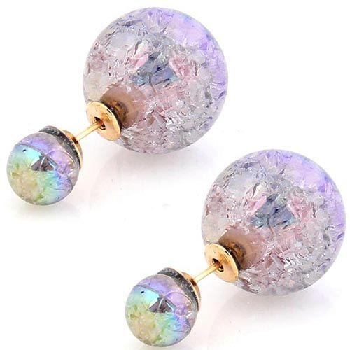 Серьги-пусеты Jewels Hawaii, фото