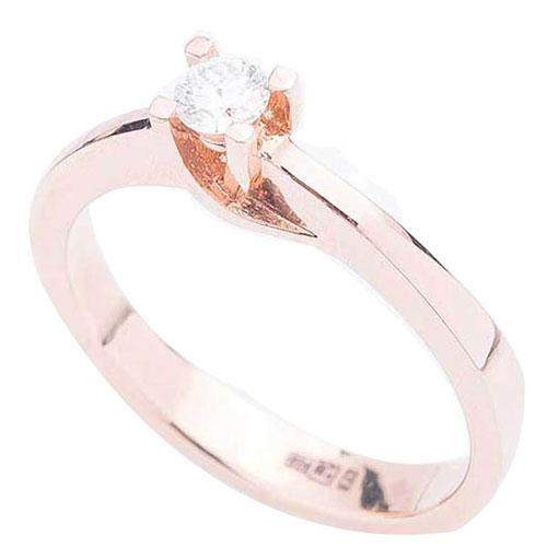 Золотое кольцо Оникс с белым бриллиантом, фото