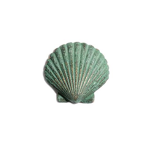 Сменный подвес rockah. Siren's Treasures Shell из ювелирной бронзы в патине, фото