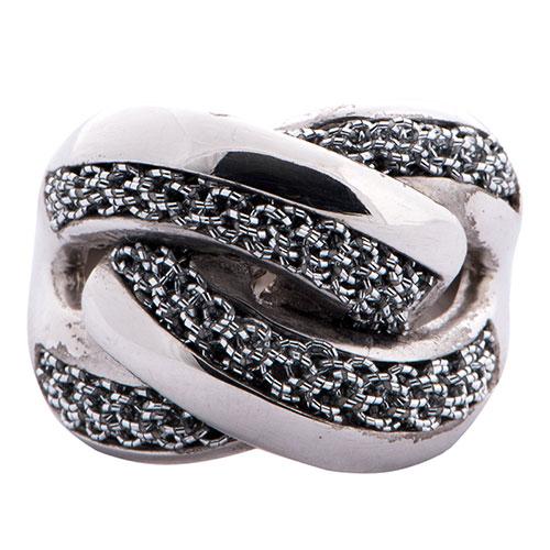 Перстень Adami & Martucci в виде переплетов, фото