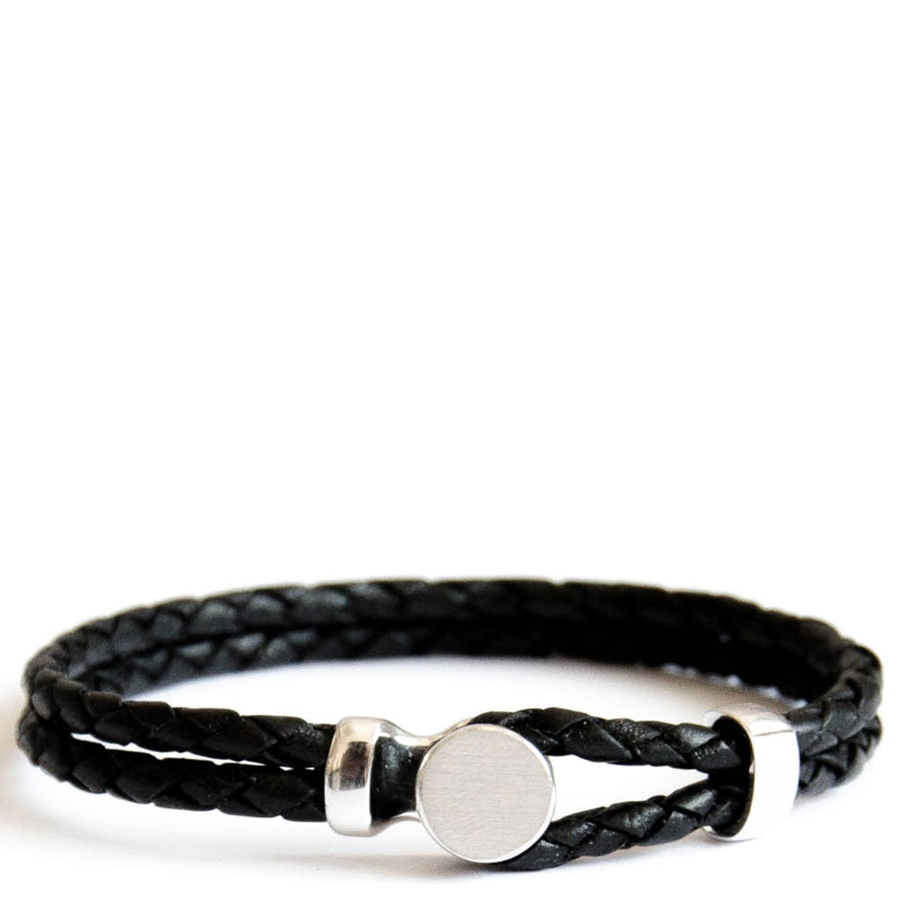 Браслет Totem Adventure Jewelry Spot Black