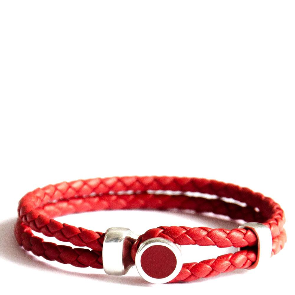Красный браслет Totem Adventure Jewelry Spot Red