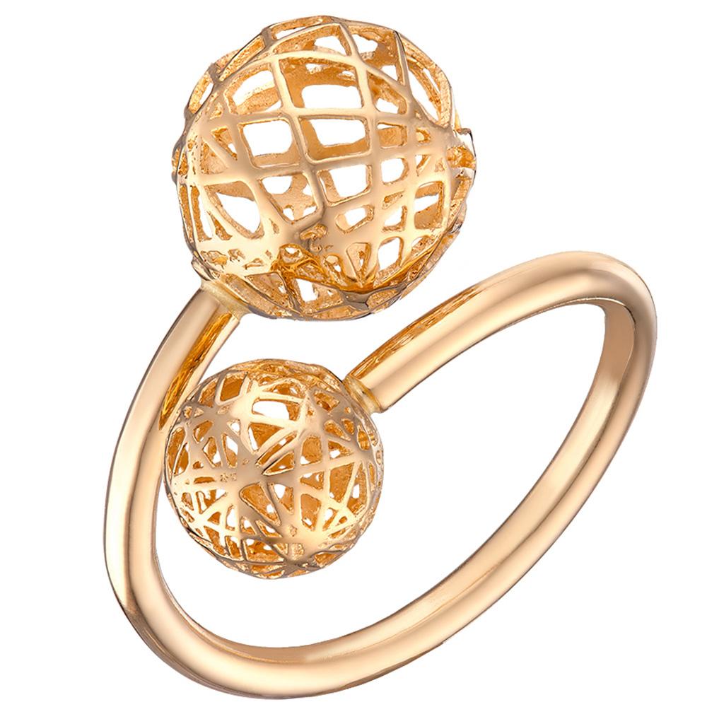 Кольцо из красного золота Sova Merezhyvo