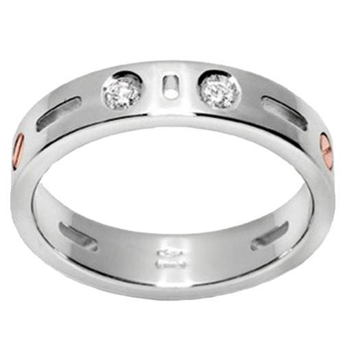 Мужское кольцо Baraka с бриллиантами