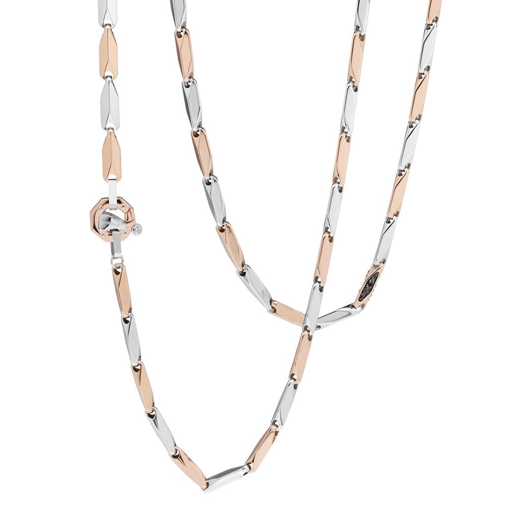 Мужская цепочка Baraka из золота с бриллиантами