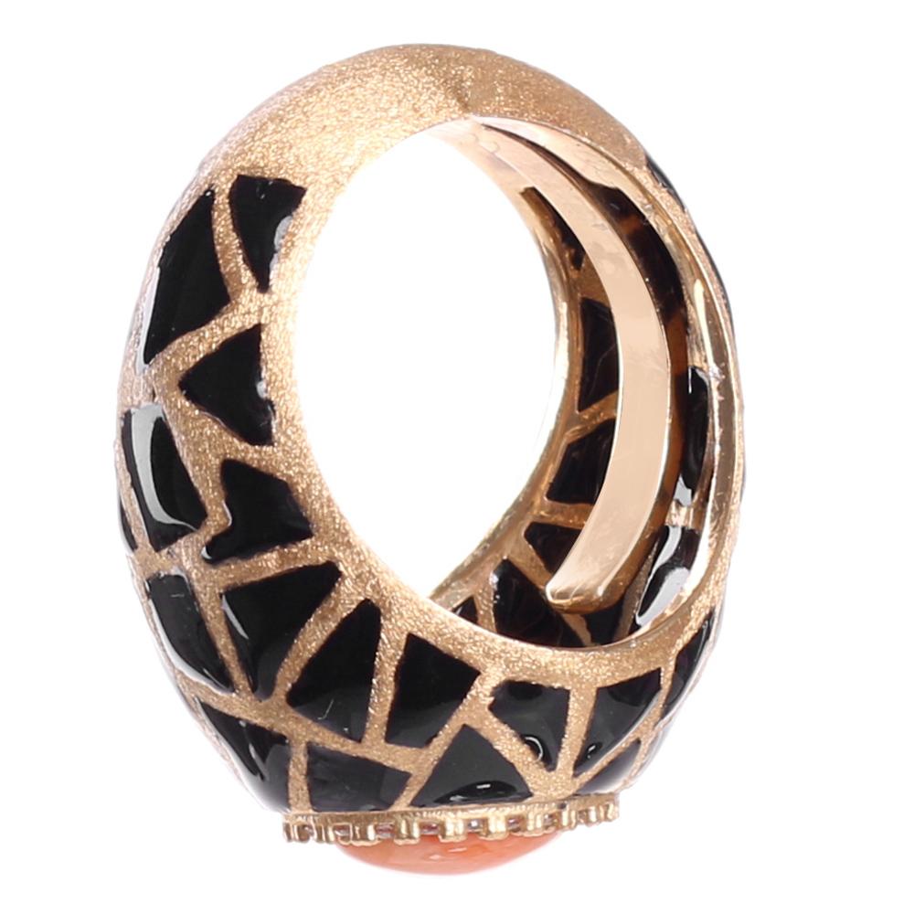 Кольцо Misis Artemide с цирконами