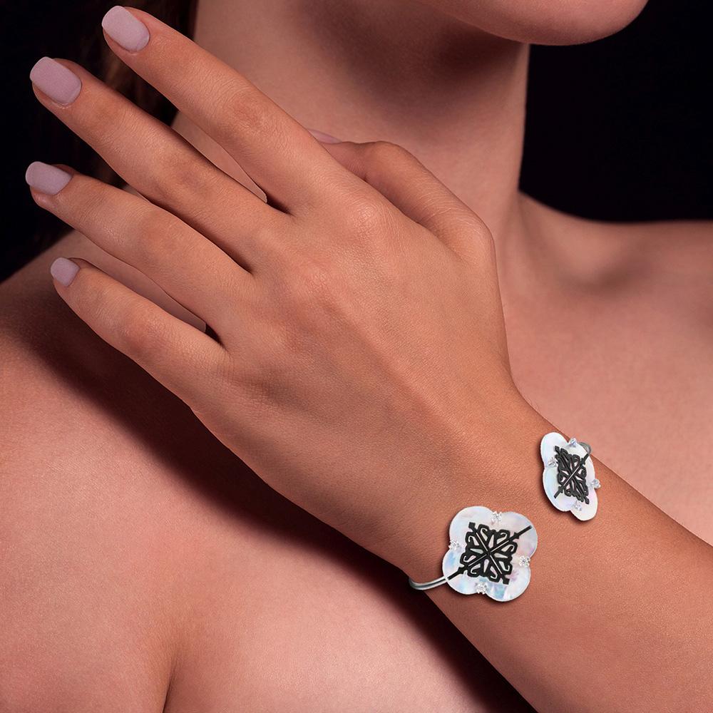 Браслет Cava.cool Luxury Kit из серебра