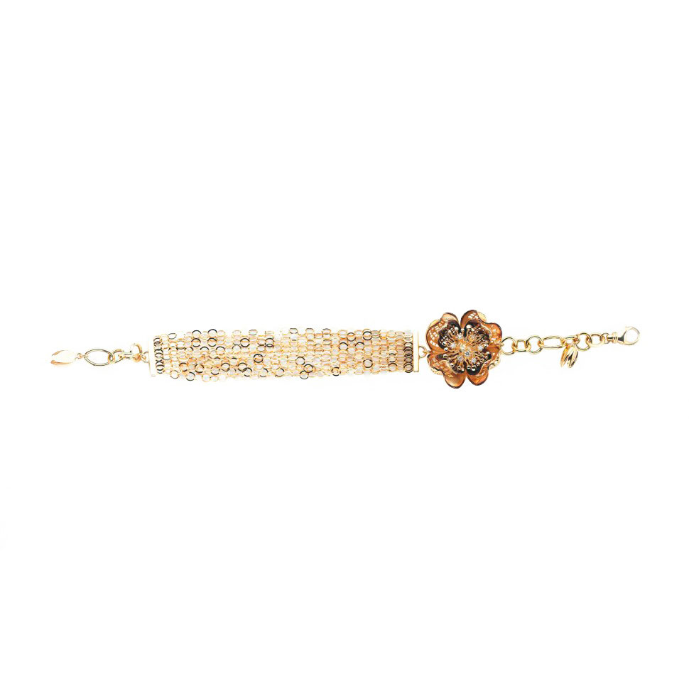 Браслет Roberto Bravo Gallica Colors из золота с бриллиантами