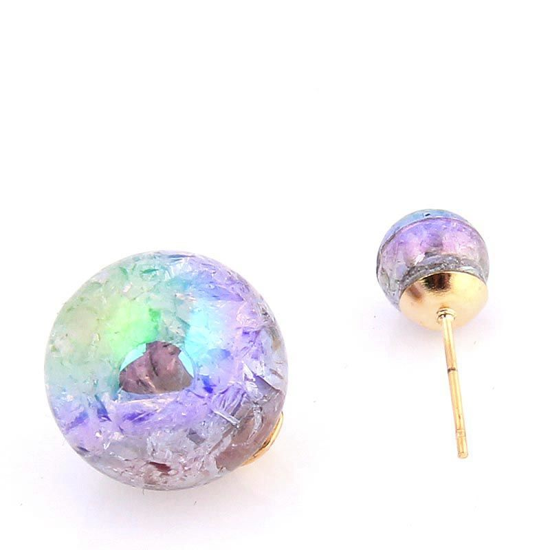 Серьги-пусеты Jewels Hawaii