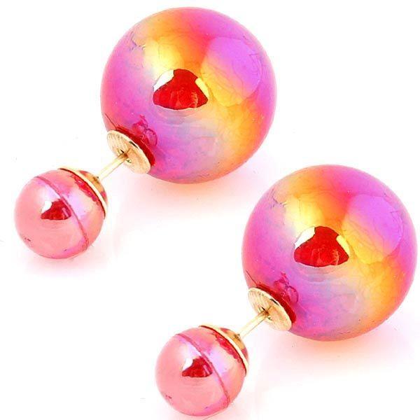 Серьги-гвоздики Jewels Juicy