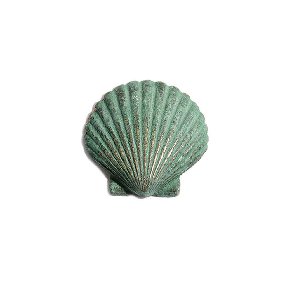Сменный подвес rockah. Siren's Treasures Shell из ювелирной бронзы в патине