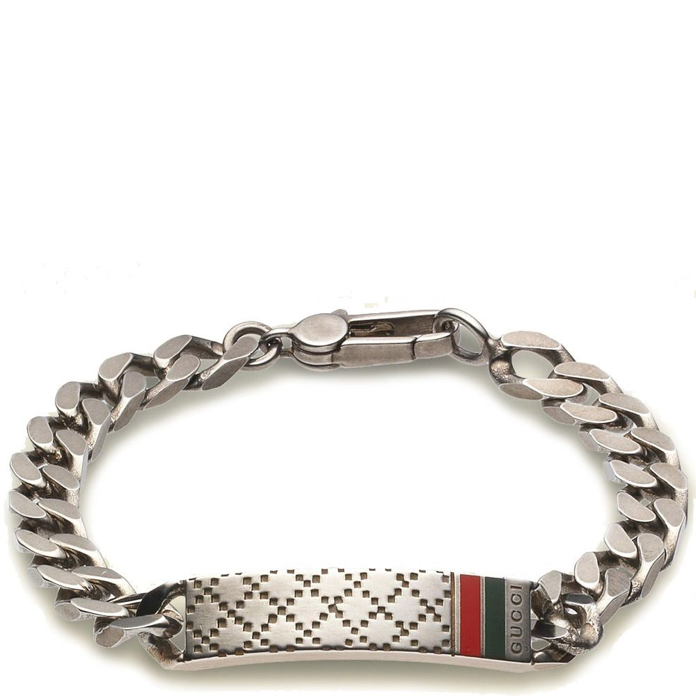 Браслет Gucci из серебра Diamantissima