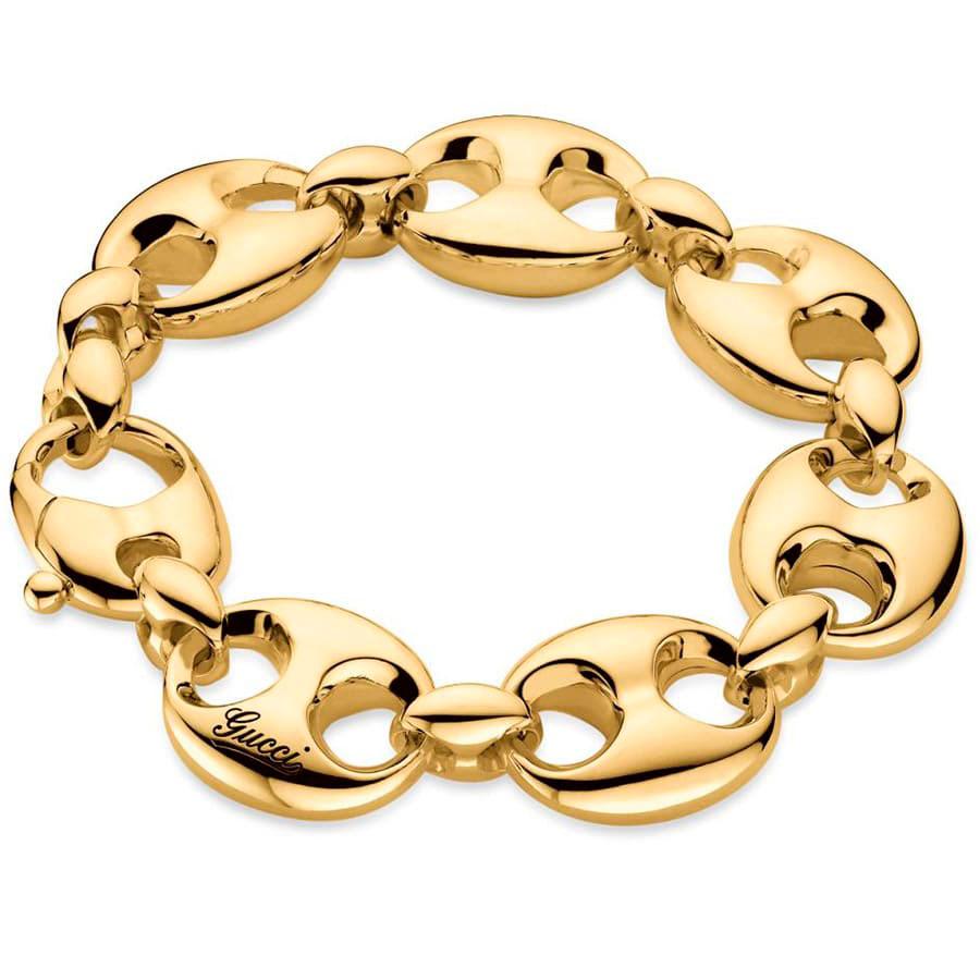 Браслет Gucci Marina Chain из желтого золота