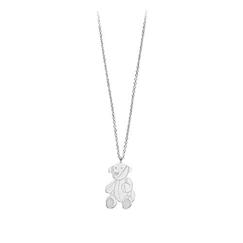 Подвеска Gucci из серебра Kids teddy bear