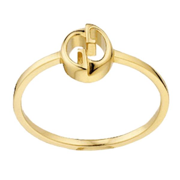 Тонкое кольцо Gucci 1973 из желтого золота