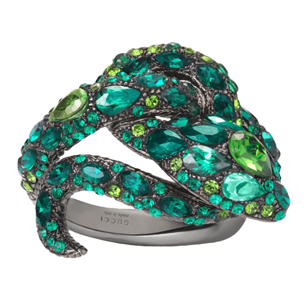 Широкое кольцо Gucci Le Marche des Merveilles