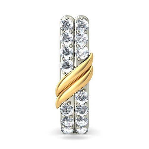 Серьги Kiev Jewelry Ayson с бриллиантами 000845-1046665, фото